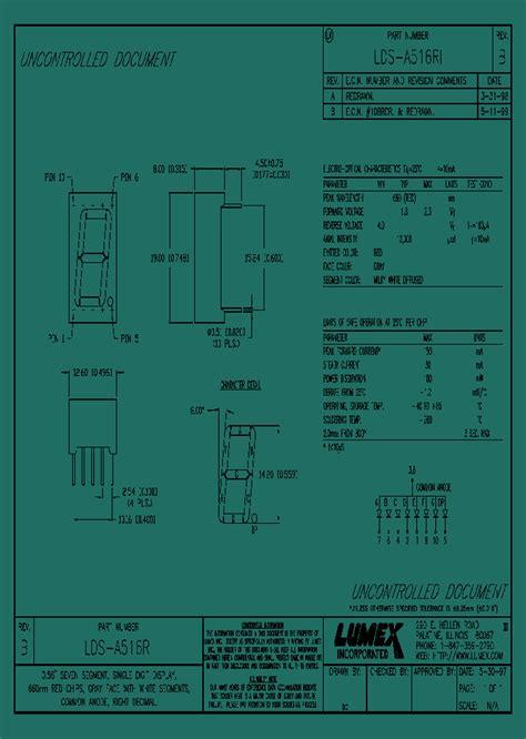Transistor B561 lds a516ri 510569 pdf datasheet ic on line
