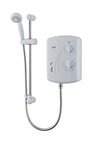 doccia elettrica triton doccia elettrica 10 5 kw attrezzature per bagni