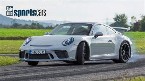 Auto Bild Sportscars 6 2017 by 2017 Porsche 911 Gt3 991 2 6 Fahrbericht