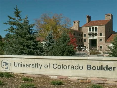 Mba Cu Denver Cost by Cu Boulder Says It Plans To Lower Tuition By Eliminating
