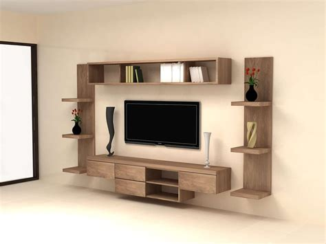 Tv Stand Wall Designs by 20 Photos Contemporary Tv Cabinets