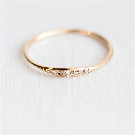 this delicate ring would make a great