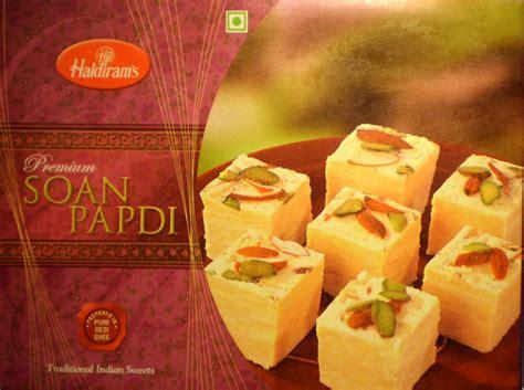haldirams soan papdi review food indiacom