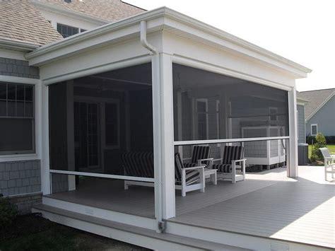 backyard door screen best 25 screened in porch ideas on pinterest