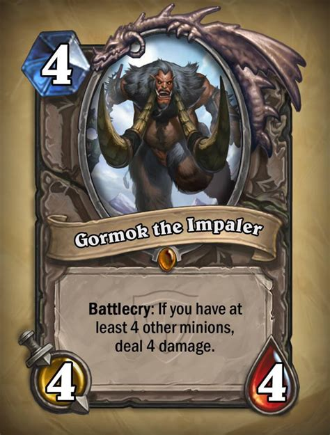 The Grand Gift Card - hearthstone all 132 cards from the grand tournament expansion ign