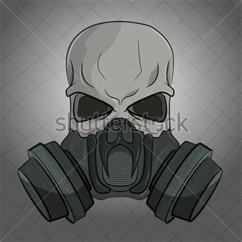 Kaos Skull Piston Na 144 cr 226 nio na m 225 scara de g 225 s imagem vetorial clipart me