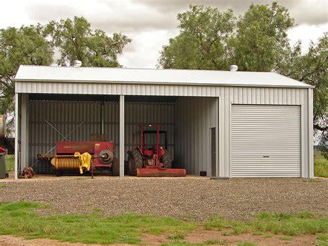 rural and farm sheds topline garages and sheds