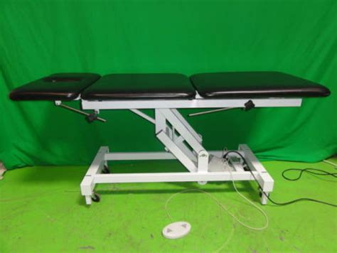 Chiropractic Tables For Sale by Used Medcraft Table Chiropractic Table For Sale Dotmed