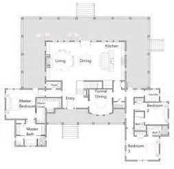 large house blueprints 25 best ideas about open floor plans on open