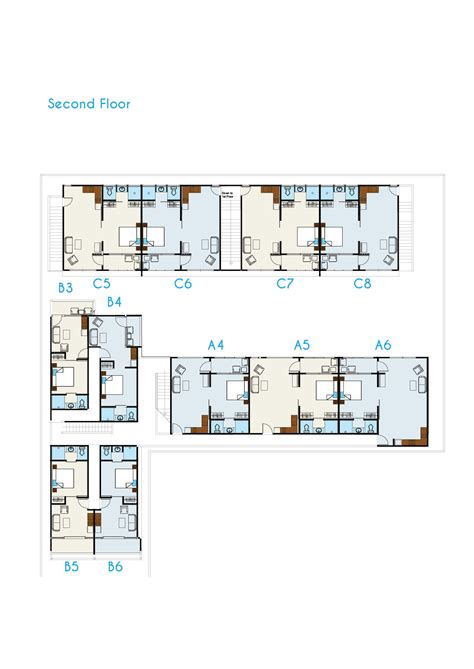 hotels floor plans hotel floor plan coast boutique apartments