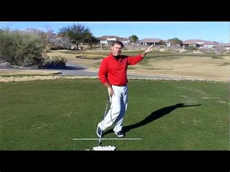 youtube golf swing instruction golf instruction how to get that slow easy swing