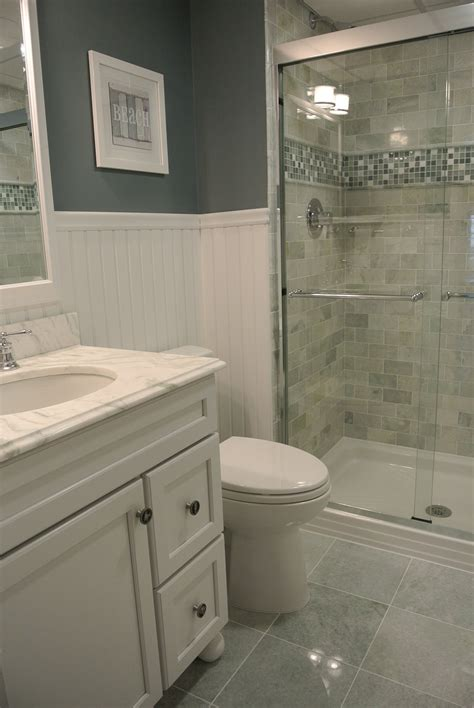 Small Condo Bathroom Ideas Condo Bathroom Ming Green Marble Tile Pinteres