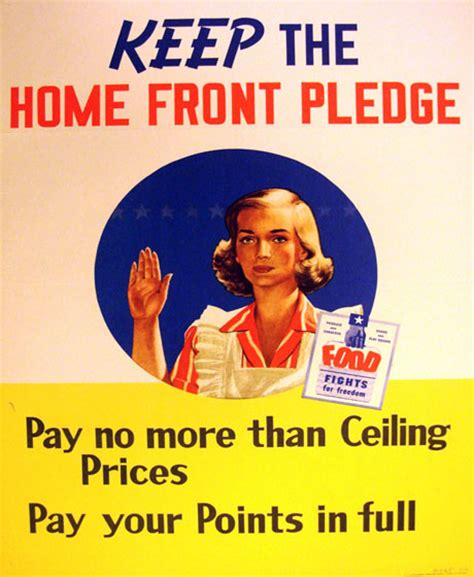 keep the home front pledge dr martin luther king jr