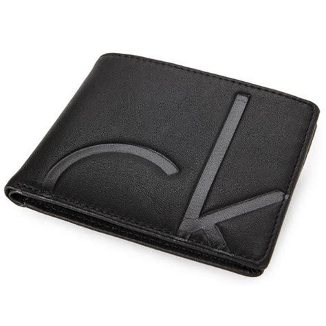 Calvin Klein Ck Wallet calvin klein s clark 8 slimfold wallet black