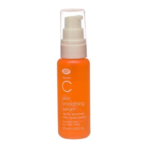 boot c boots vitamin c skin smoothing serum boots