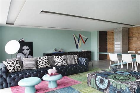 brazilian interior design 145 square meters apartment interior design in brazil