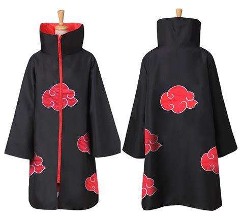 Jaket Anime Harakiri Akatsuki Black anime uchiha itachi costume cloak black