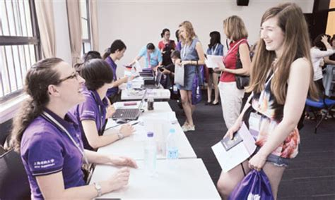 nyu shanghai college opens doors top stories chinadaily com cn