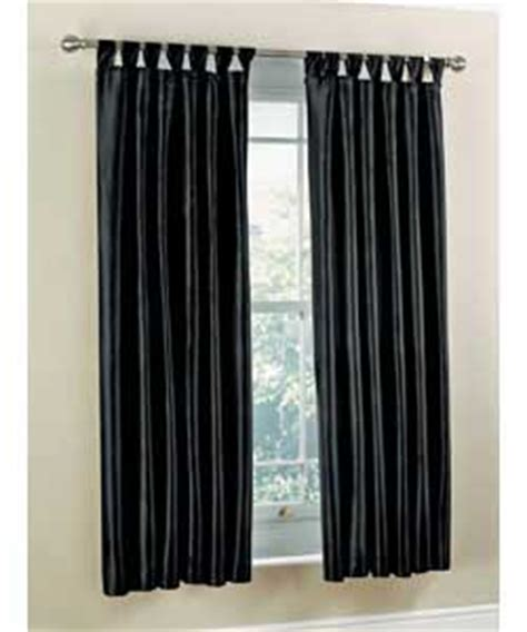 how to make tab top curtains with buttons button curtain kitchen tab top curtain design