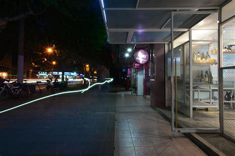 designboom little catch linehouse transforms tiny shanghai shop into little catch