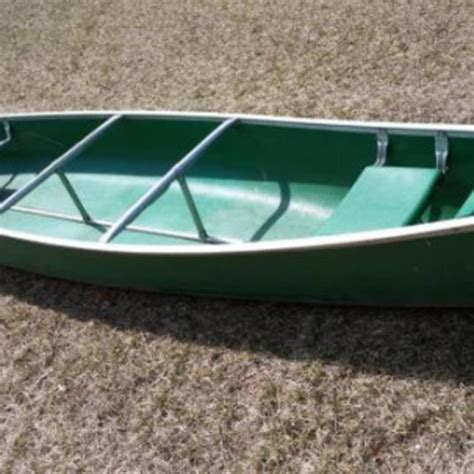 coleman ram  canoes worth  weight  gold
