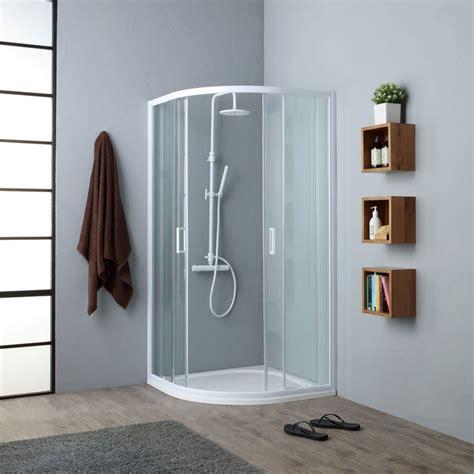 cabina doccia angolare 90x90 box doccia semicircolare 90x90 economico angolare kv store