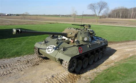 buick highlights wwii tank  celebrate   day autoguidecom news
