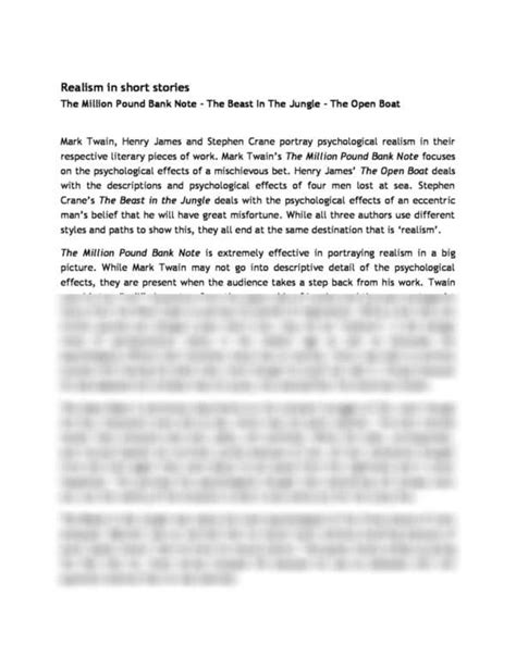 the open boat essay the open boat essay