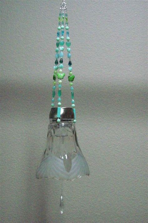 Hanging Solar Light By Ketchlyd On Etsy 25 00 Via Etsy Hanging Solar Lights