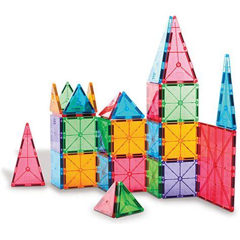 magna tiles clear colors 100 set magna tiles clear colors 100 pc set smart toys