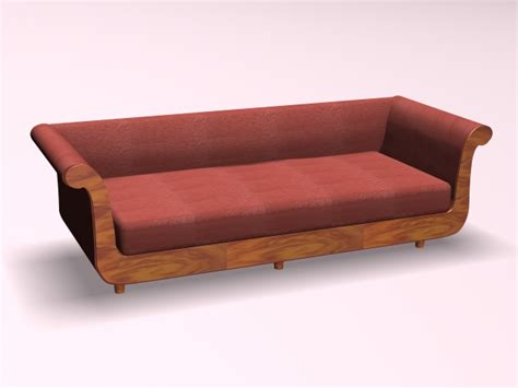 What Is A Settee Sofa Settee Sofa Furniture 3d Model 3ds Max Autocad Files Free