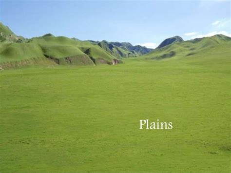 What Does Homely by Landforms