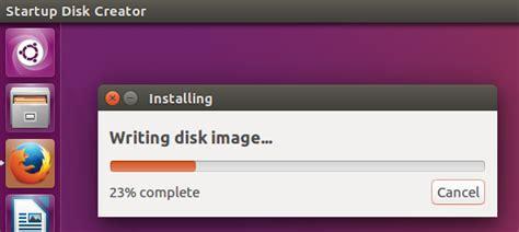 cara membuat usb bootable ubuntu cara membuat bootable flashdisk ubuntu dengan platform