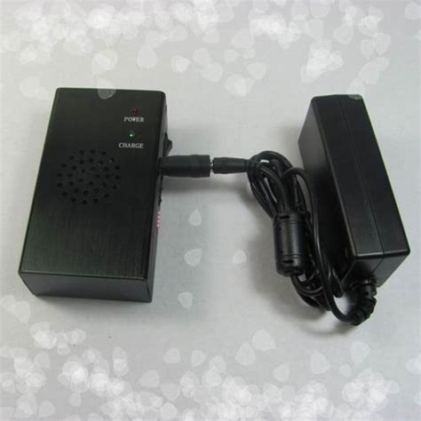Wifi Portable Cdma discount china wholesale portable high power wi fi and cell phone jammer with fan cdma gsm dcs