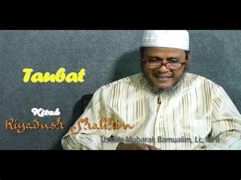 biografi hanan attaki lc kajian islam prioritas dalam dakwah ustadz mubarak