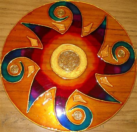 imagenes de mandalas en vitrofusion 021 cd mandalas on pinterest mandalas con cd and