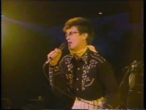k d lang and the reclines 1985 concert