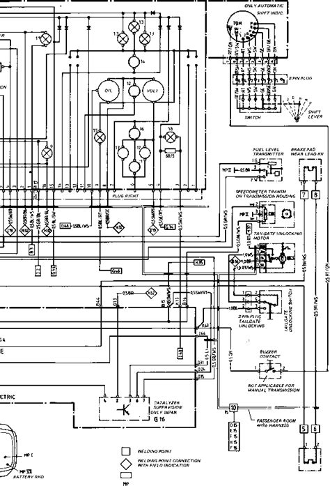 porsche 356c wiring diagram auto engine and parts diagram