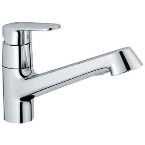 Mitigeur Evier Grohe by Mitigeur Europlus Evier Douchette Grohe 32942002