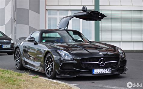 mercedes sls amg black series 28 september 2016