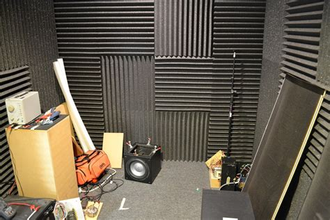 how to make a room soundproof martinlogan on electrostatic speaker design audioholics