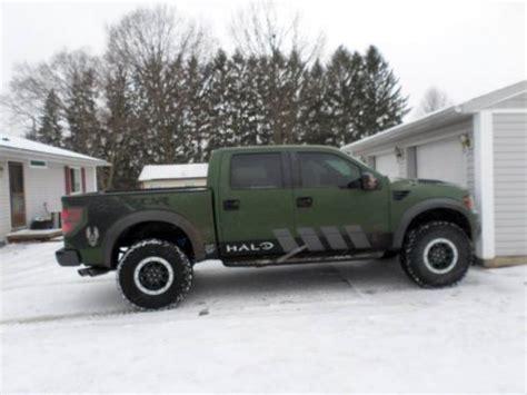Buy new 2013 Halo Ford Raptor SVT in Mogadore, Ohio