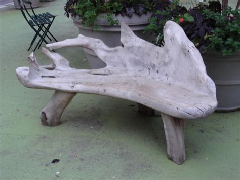 driftwood benches driftwood bench