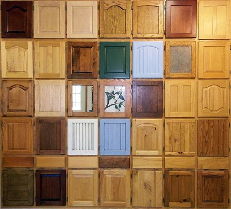 wood cabinet door front kits for appliances