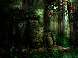 Star Wars Wall Murals ancient forest by frenchfox on deviantart