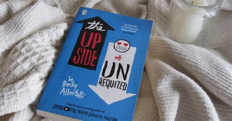 libro the upside of unrequited rese 241 a quot the upside of unrequited quot de becky albertalli super fun