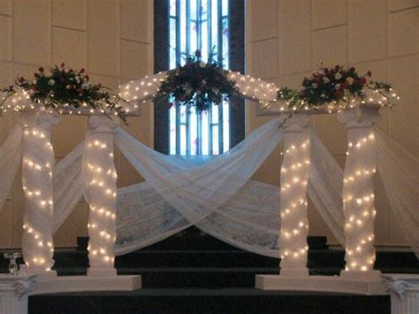 Wedding Arch Rental Kitchener by Wedding Arch Lighting Draping Wedding March