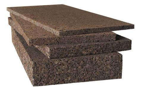 pannelli isolanti soffitto interno cappotto termico naturale in sughero tecnosugheri srl