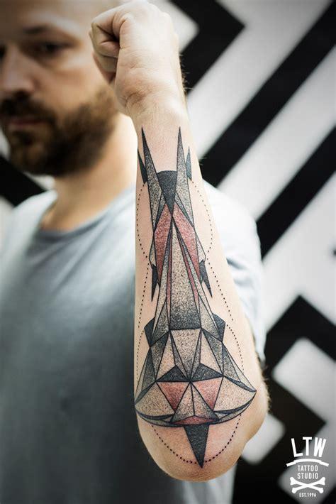 tattoo geometrico geom 233 trico ltw tattoo piercing barcelona
