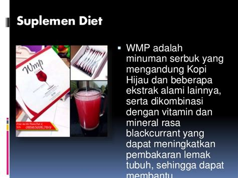 Wmp Minuman Pelangsing obat pelangsing perut gendut pelangsing perut herbal